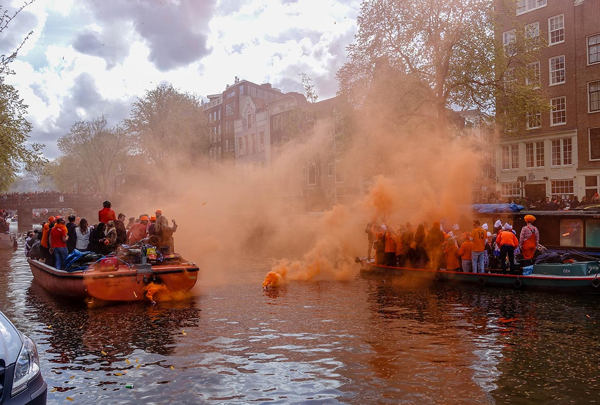Amsterdam_King's Day