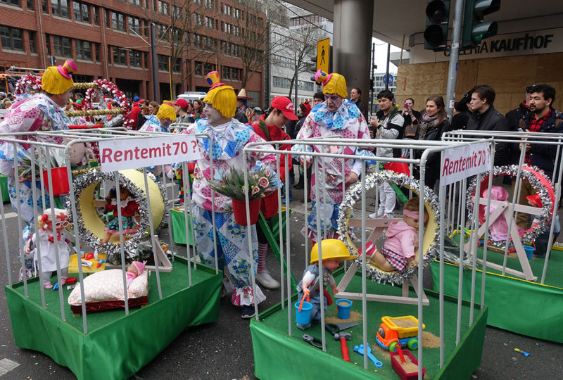 Cologne Carnival: What have we gotten ourselves into?