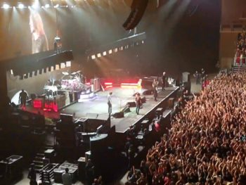 Foo Fighters in Budapest