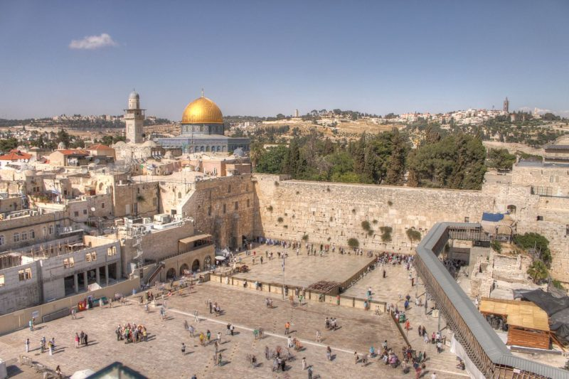 Jerusalem: One of the most intense places on Earth!