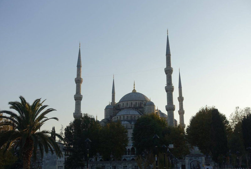 Istanbul: Call to Prayer at the Blue Mosque