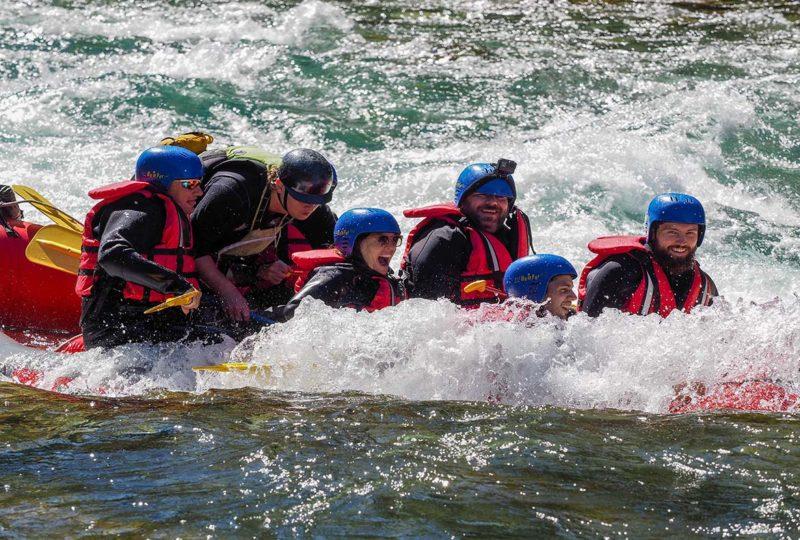 Norway: Rafting the Sjoa River