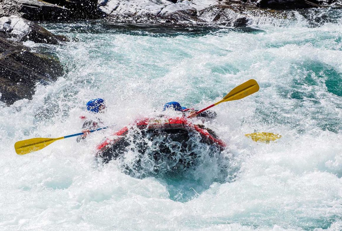 River Rafting in Norway