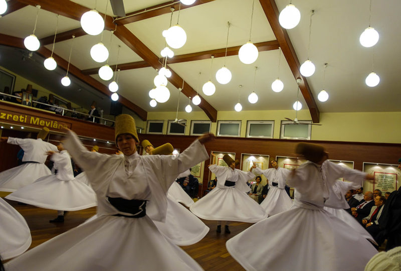 Whirling Dervishes: Attend a Sema Ceremony in Istanbul