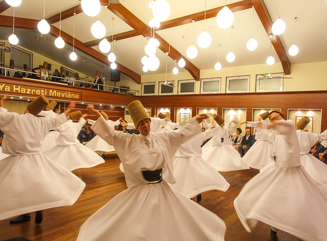 Whirling Dervish Ceremony_Silivrikapi Monastery