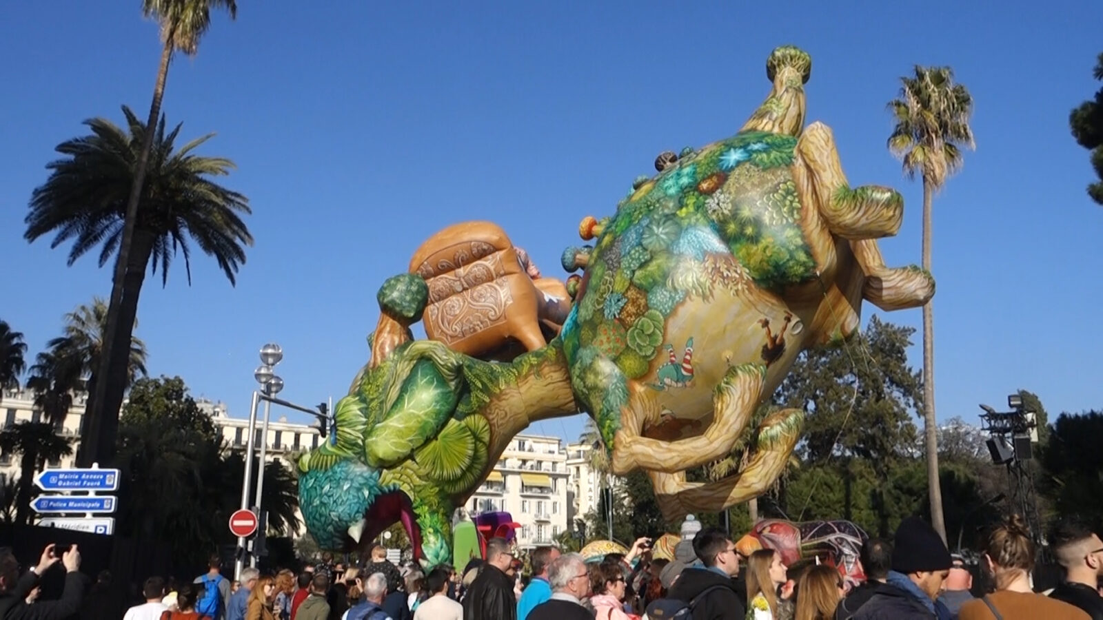 The Carnival of Nice, France