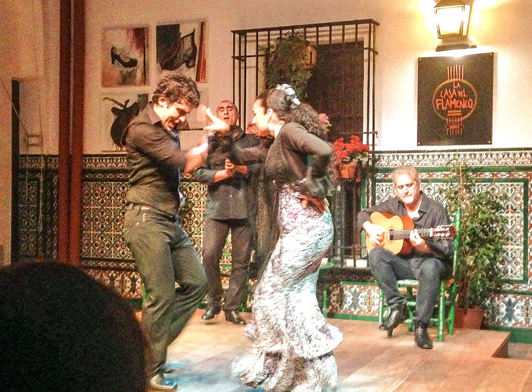 Flamenco-in-Seville